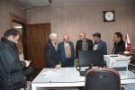 بازدید اعضاء محترم هیئت مدیره انجمن خیریه چهارده معصوم (ع) اهواز از انجمن خیریه حضرت قمر بنی هاشم(ع) نجف آباد