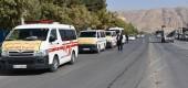 اعزام تعدادی از مددجویان مرکز توانبخشی شهیدآیت الله صدوقی به سفر زیارتی مشهد مقدس