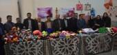 نمایشگاه دستاوردهای معلولین شهرستان نجف آباد به مناسبت روز جهانی معلولین