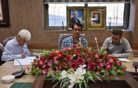 دومین جلسه آموزشی و درمانی خیرین انجمن خیریه حضرت قمر بنی هاشم(ع)