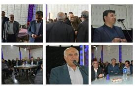 تجلیل از کارمندان انجمن خیریه حضرت قمر بنی هاشم(ع)