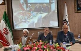پنجاه و سومین جلسه آموزشی و درمانی خیرین انجمن خیریه حضرت قمر بنی هاشم(ع)