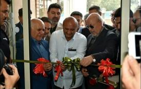 افتتاح مرکز پزشکی تخصصی حضرت قمر بنی هاشم(ع) شهرستان نجف آباد