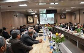 هفتاد و پنجمین جلسه خیرین صبحهای چهارشنبه انجمن خیریه بهداشتی درمانی حضرت قمر بنی هاشم(ع)