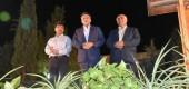 ضیافت افطاری پرسنل مرکز شهید صدوقی و کارمندان انجمن خیریه حضرت قمر بنی هاشم (ع) در مرکز شهید صدوقی