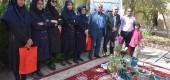 تجلیل از کارمندان آموزشگاه روزانه مرکز توانبخشی شهید ایت اله صدوقی